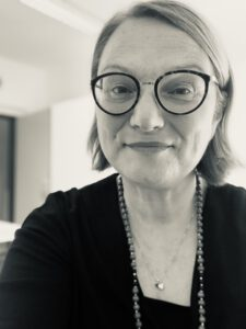 Portrait Dr. Lydia Gudera